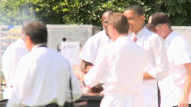 EXTRA:  Original Footage - President Obama