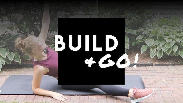 BUILD & GO