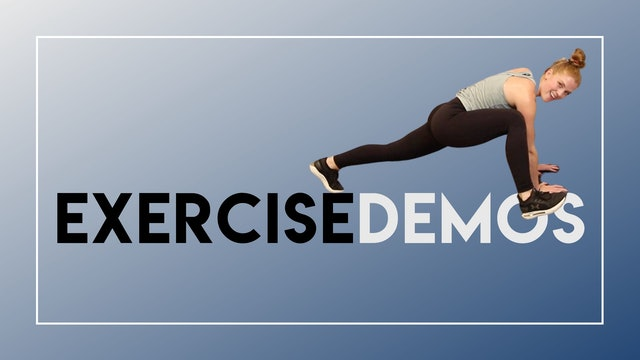 EXERCISE DEMOS