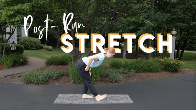 POST-RUN STRETCH