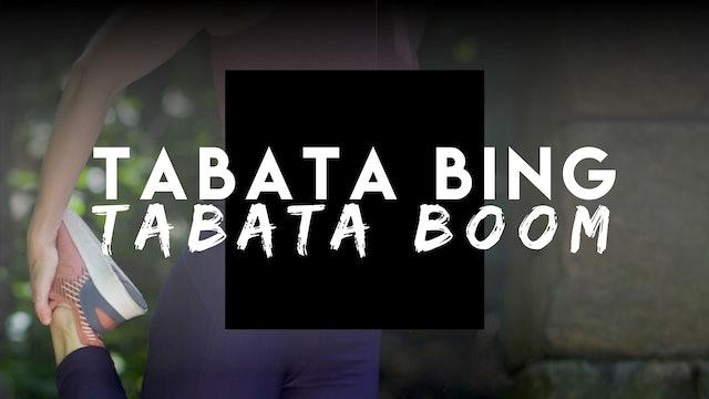 TABATA BING TABATA BOOM