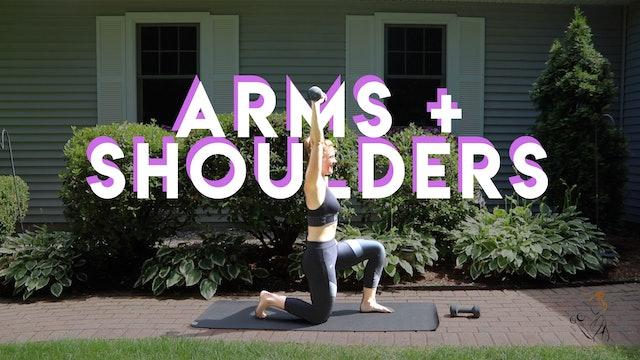 ARMS + SHOULDERS