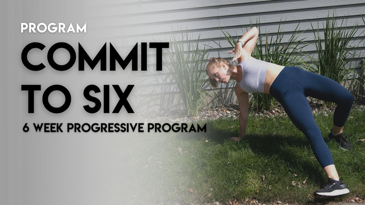 COMMIT TO SIX