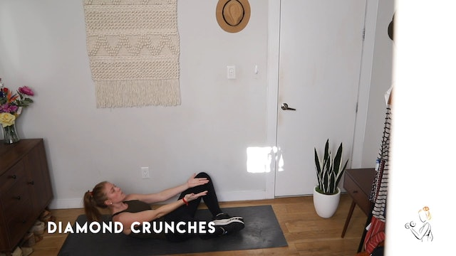 DIAMOND CRUNCHES DEMO