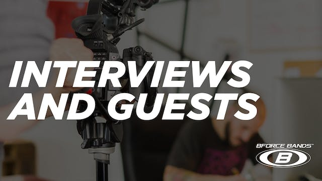 Interviews / Guest / Giveaways