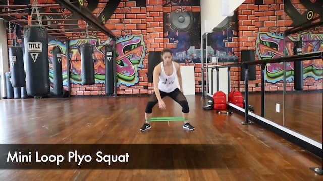 B-Force Lower Body WOD
