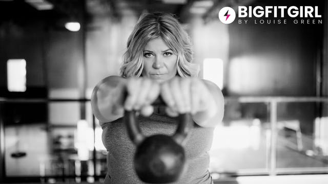 Big Fit Girl Fitness