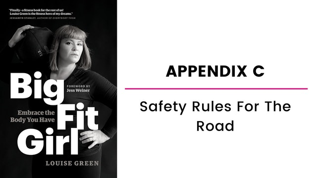 Appendix C: Safety Rules for the Road