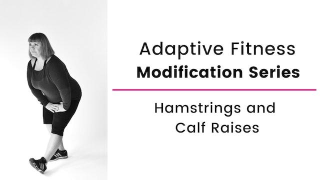 Hamstrings & Calf Raises