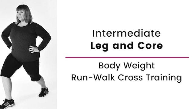 Intermediate: Leg and Core