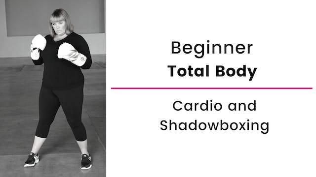 Beginner: Total Body with Body Weight