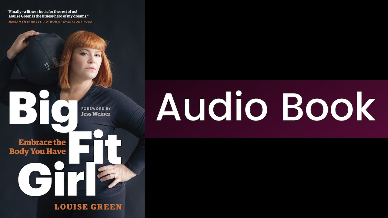 Big Fit Girl, The Book (Audio)