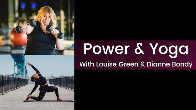 Louise Green & Dianne Bondy