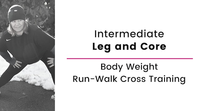 Intermediate: Leg and Core