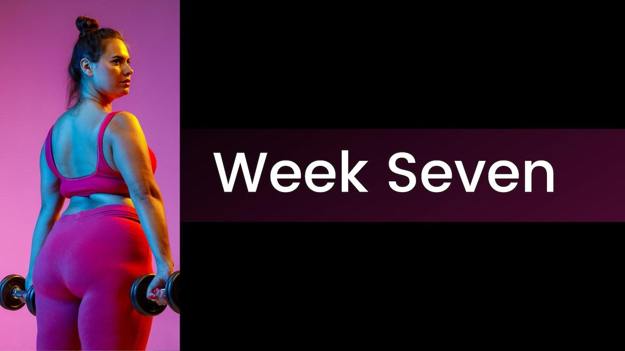 Master Moves - Week Seven