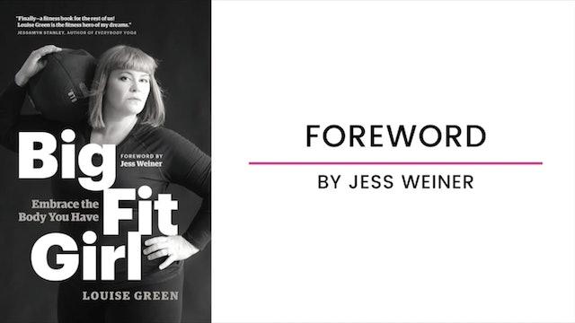 Foreword by Jess Weiner