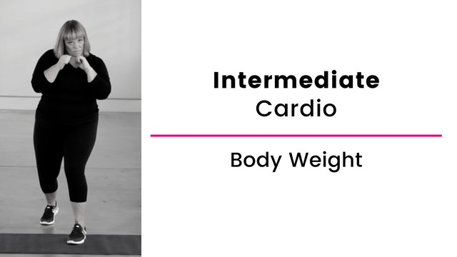 Intermediate: Cardio