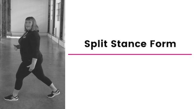 Split Stance