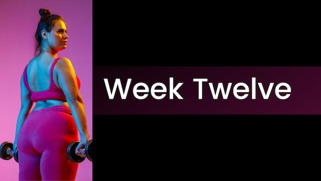 Power Moves - Week Twelve