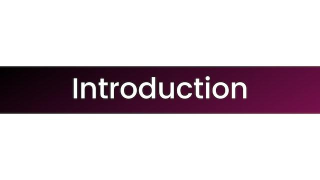 Week Nine Introduction