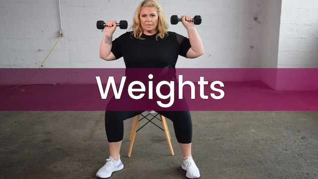 Weights (Chair)