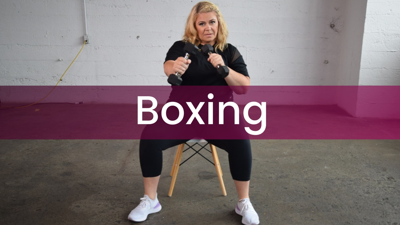 Boxing (Chair)