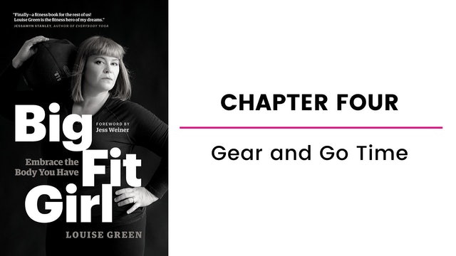 Chapter Four: Gear and Go Time