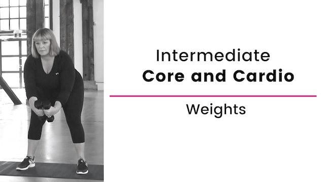 Intermediate: Core and Cardio