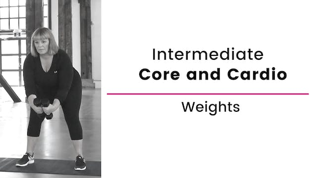 Intermediate: Core and Cardio