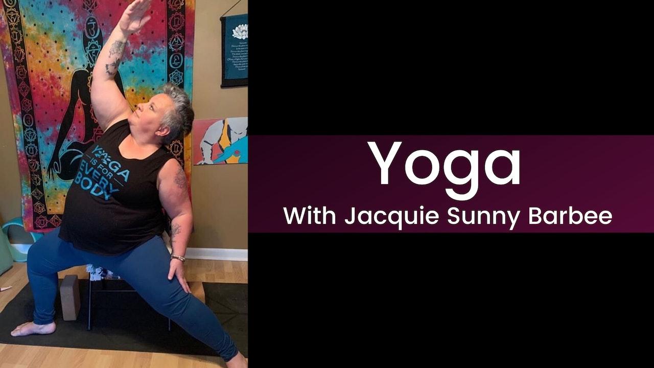 Yoga with SunnyBee