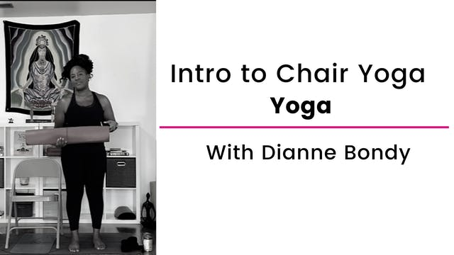 Introduction to Chair Yoga