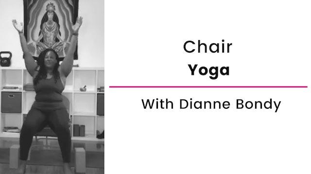 Basic Chair Yoga