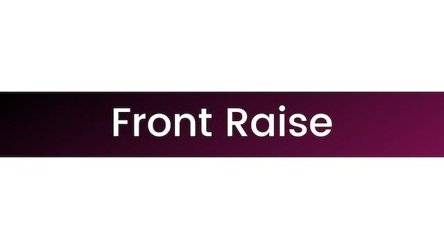 Front Raise