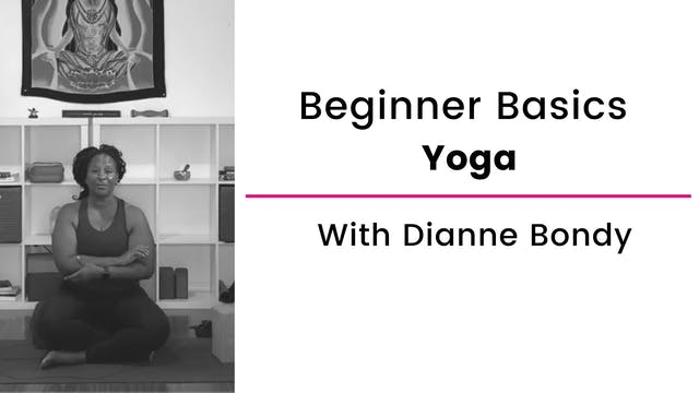 Beginner Basics Yoga