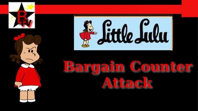 Little Lulu in Bargain Counter Attack