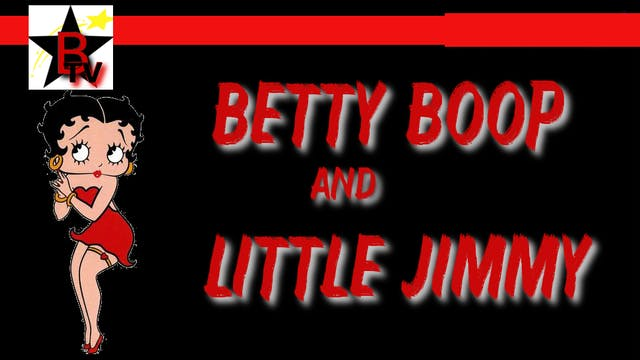 Betty Boop and Little Jimmy