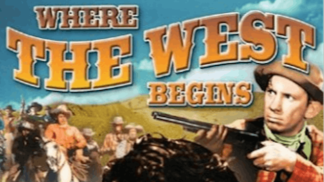 Where the West Begins