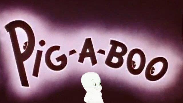 Casper Pig-a-Boo