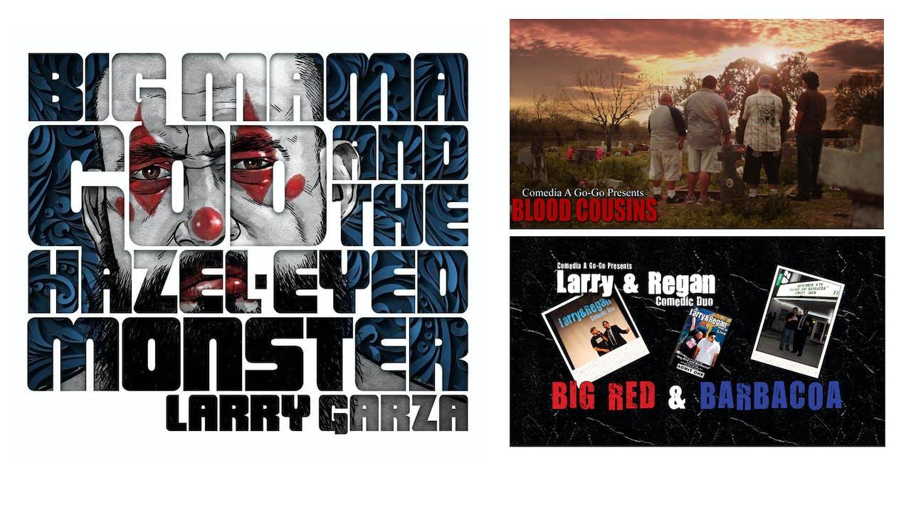 Big Mama God & The Hazel-Eyed Monster [CAGG COMBO]