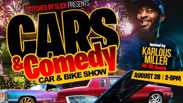 Slick & Karlous Cars and Comedy  - Part 3