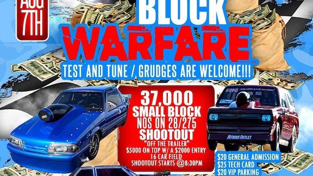 Triggaman- Small Block Warfare - Part 1