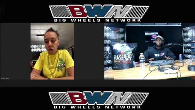 BWN Interview with @Bluangel_Vegas Fi...