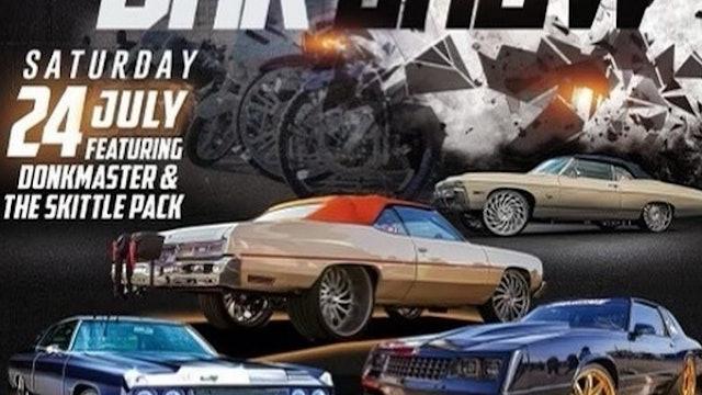 5th Annual Car Show at Ware Shoals Dragway