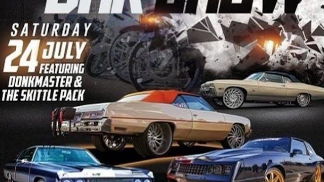 5th Annual Car Show at Ware Shoals Dr...