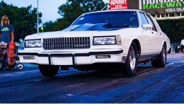 Obama Box Chevy VS Blue Mustang