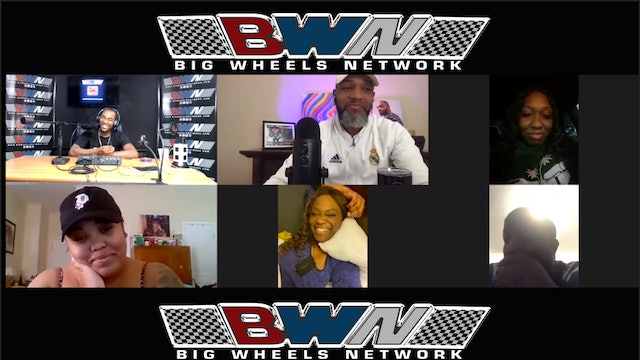 Fans Only Friday on Big Wheels Network