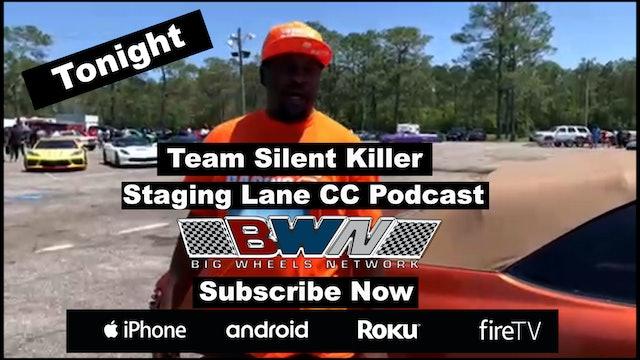 Silent Killer on Staging Lane CC Podcast - Part 7