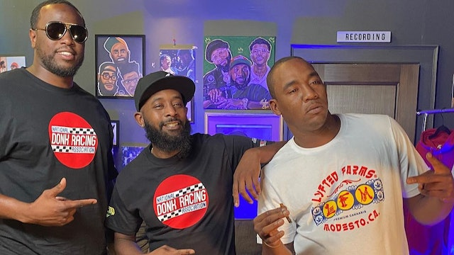 The Donkmaster and Country C in the Trap! With Karlous Miller