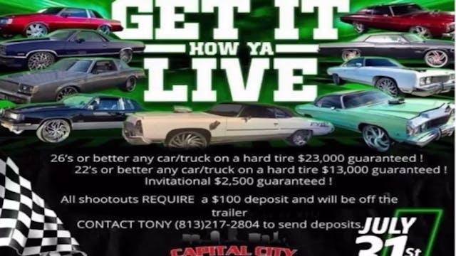Get it How ya Live