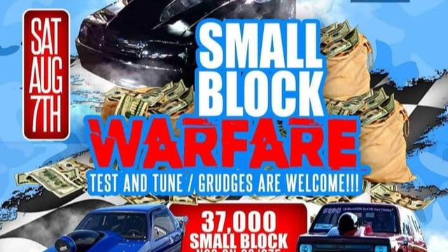 Triggaman- Small Block Warfare